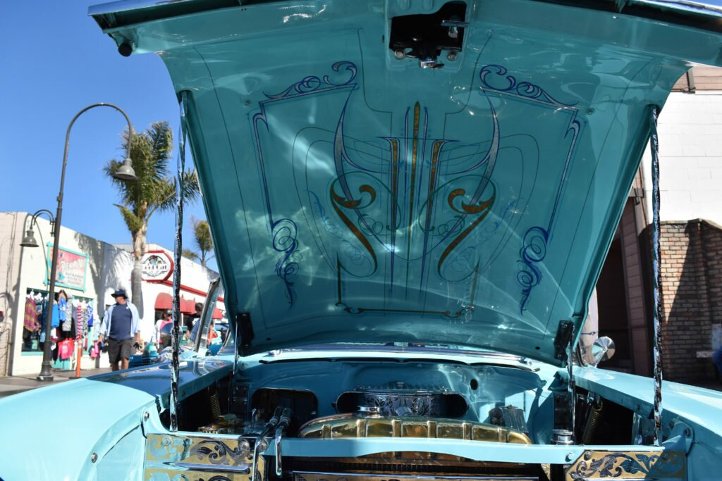 PHOTO GALLERY The Classic At Pismo Beach Car Show SLO City News - Classic car show pismo beach