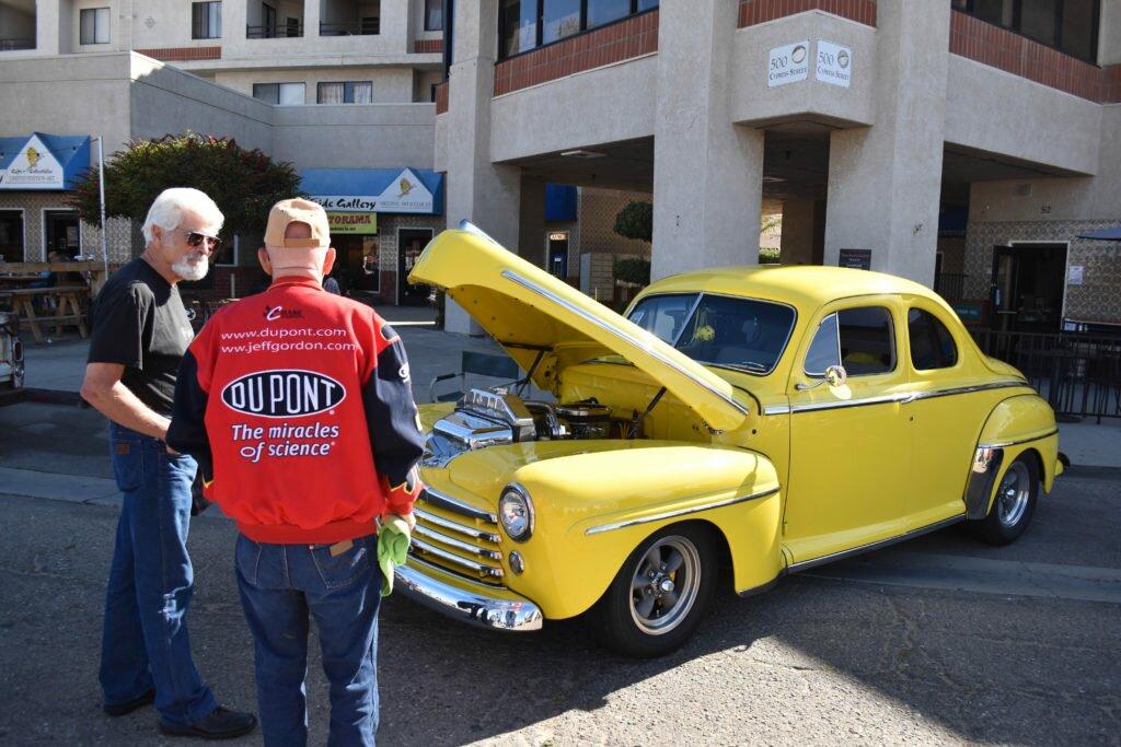 PHOTO GALLERY The Classic At Pismo Beach Car Show SLO City News - Pismo beach car show
